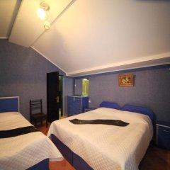Hotel Edelweiss 3* Номер Делюкс с различными типами кроватей фото 4