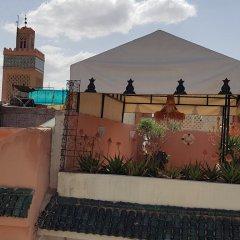 Отель Riad Villa Harmonie Марокко, Марракеш - отзывы, цены и фото номеров - забронировать отель Riad Villa Harmonie онлайн бассейн