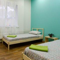 Хостел Воздух Красноярск Кровать в женском общем номере с двухъярусной кроватью фото 4