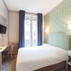 Отель Hôtel Vaubecour Франция, Лион - отзывы, цены и фото номеров - забронировать отель Hôtel Vaubecour онлайн комната для гостей фото 5