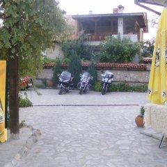 Отель Todeva House парковка