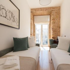 Отель Feels Like Home Rossio Prime Suites 4* Стандартный номер фото 9