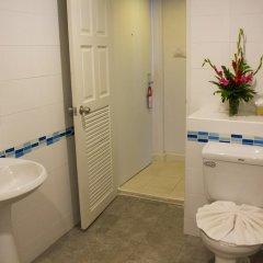 On Hotel Phuket 3* Номер категории Эконом с двуспальной кроватью фото 6