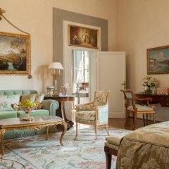 Four Seasons Hotel Firenze 5* Люкс с различными типами кроватей фото 10