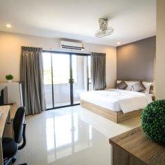 Отель Vipa House Phuket 3* Улучшенные апартаменты с различными типами кроватей фото 8