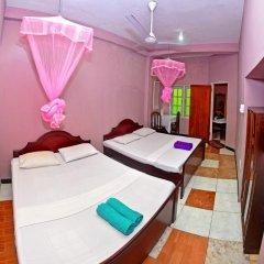 Deutsch Lanka Hotel & Restaurant 3* Стандартный семейный номер с двуспальной кроватью фото 8
