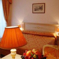 Отель Albergo San Marco 3* Стандартный номер с двуспальной кроватью фото 13