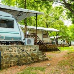 Отель Malwathu Oya Caravan Park с домашними животными