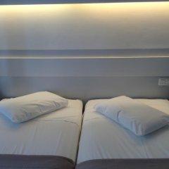 Kamari Beach Hotel 2* Стандартный номер с различными типами кроватей фото 6