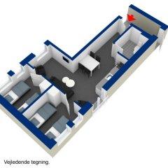 Отель ApartHotel Faber 3* Апартаменты 2 отдельные кровати