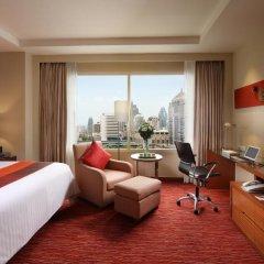 Отель Courtyard by Marriott Bangkok 4* Представительский номер с различными типами кроватей фото 7