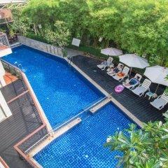 Отель Aonang All Seasons Beach Resort 3* Улучшенный номер с различными типами кроватей фото 3