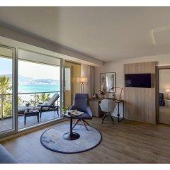 Radisson Blu Hotel, Nice 4* Стандартный номер с двуспальной кроватью фото 4
