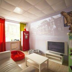 Хостел Достоевский комната для гостей
