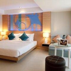 Апарт-Отель Ratana Kamala 4* Улучшенный номер с различными типами кроватей фото 11