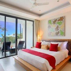 Отель Beach Republic, Koh Samui 4* Апартаменты с различными типами кроватей фото 3