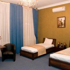 Platinum Hotel 3* Стандартный номер 2 отдельные кровати фото 5