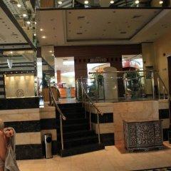 Отель Amman Cham Palace Иордания, Амман - отзывы, цены и фото номеров - забронировать отель Amman Cham Palace онлайн интерьер отеля фото 3