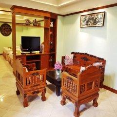 Отель Baan SS Karon 3* Стандартный номер с различными типами кроватей фото 11