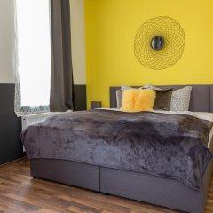 Апартаменты Hentschels Apartments Апартаменты с различными типами кроватей фото 12