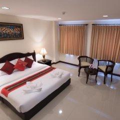 Отель True Siam Rangnam 3* Улучшенный номер фото 6