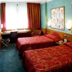 Brunelleschi Hotel 4* Стандартный номер с различными типами кроватей фото 8