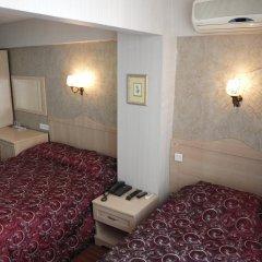Hotel Nezih Istanbul 3* Стандартный номер с двуспальной кроватью фото 4