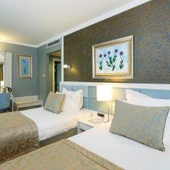 Отель Byotell Istanbul 5* Стандартный номер с двуспальной кроватью фото 6