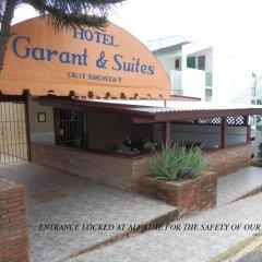 Отель Garant & Suites 3* Номер Делюкс фото 18