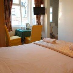 Отель Horizon B and B Великобритания, Кемптаун - отзывы, цены и фото номеров - забронировать отель Horizon B and B онлайн комната для гостей фото 10