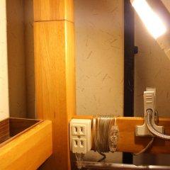 Отель K's House Tokyo Oasis Кровать в общем номере фото 11