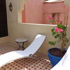 Отель Riad Atlas Toyours Марокко, Марракеш - отзывы, цены и фото номеров - забронировать отель Riad Atlas Toyours онлайн балкон