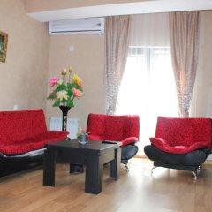Отель Qeroli Appartment in the center in Avlabari Апартаменты с различными типами кроватей фото 10