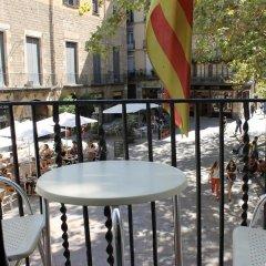 Отель El Jardin Испания, Барселона - отзывы, цены и фото номеров - забронировать отель El Jardin онлайн балкон
