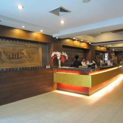 Sarita Chalet & Spa Hotel интерьер отеля фото 2