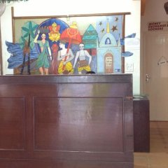 Hotel Dona Terezinha интерьер отеля