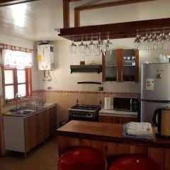 Отель Cabaña El Volcan в номере фото 2