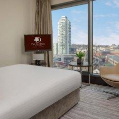 Отель DoubleTree by Hilton London - Greenwich 4* Стандартный номер с 2 отдельными кроватями фото 4