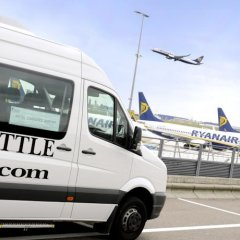 Van Der Valk Hotel Charleroi Airport городской автобус