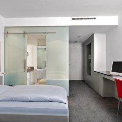 Отель INNSIDE by Meliá Frankfurt Niederrad 3* Стандартный номер с различными типами кроватей фото 4