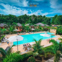Отель Peaceful Resort Koh Lanta 3* Номер Делюкс фото 3