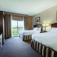 Embassy Suites Hotel Milpitas-Silicon Valley 3* Люкс с различными типами кроватей фото 2