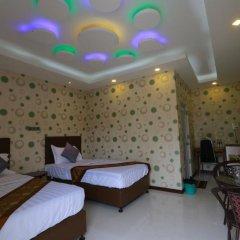 Отель Mya Kyun Nadi Motel 2* Номер Делюкс с различными типами кроватей фото 2