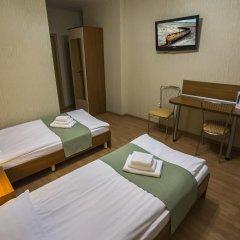 Гостиница Авеню Улучшенный номер с разными типами кроватей фото 2