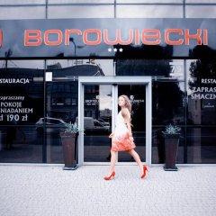 Отель Borowiecki Польша, Лодзь - 3 отзыва об отеле, цены и фото номеров - забронировать отель Borowiecki онлайн фитнесс-зал фото 2