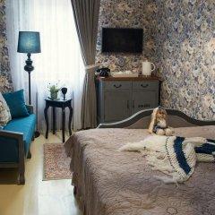 Мини-отель Грандъ Сова Стандартный номер с двуспальной кроватью фото 3