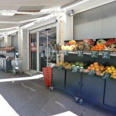 Отель Port Lympia Appartement питание