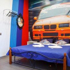 Hostel Racing Paradise Стандартный номер с различными типами кроватей фото 29