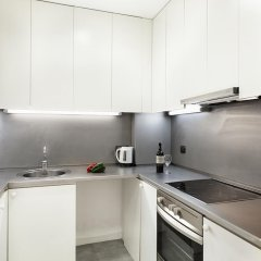 Апартаменты Habitat Apartments Barceloneta Барселона в номере