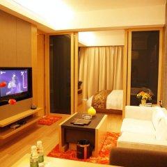 Отель Guangzhou HipHop Apartment Poly World Trade Branch Китай, Гуанчжоу - отзывы, цены и фото номеров - забронировать отель Guangzhou HipHop Apartment Poly World Trade Branch онлайн спа фото 2